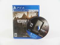 'Resident Evil 7 Biohazard' for Sony PlayStation 4 Video Game and Case - CAPCOM