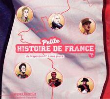 Petite hisoire de France Vol.3 - de Napoleon a nos Jours / (1 CD) / NEUF
