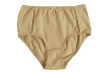 Hering Womens HIgh Cut Brief Pantys 777W - Nude, Small
