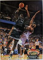 1992 92-93 Stadium Club Member's Choice Shaquille O'Neal Rookie RC #201 Shaq HOF
