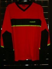 19eb3f3c8 Reusch Soccer Goalie Keeper Padded Long sleeve Jersey RAZOR 3511104S RED XL