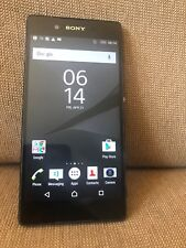 Sony Xperia Z3 Plus + E6553 32G Black (Unlocked) Smartphone