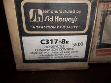 Honeywell L8124g Aquastat High Limit Relay Sid Harvey C317 8r
