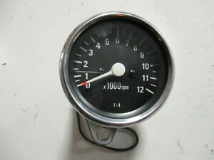 Mini-Drehzahlmesser 60 mm