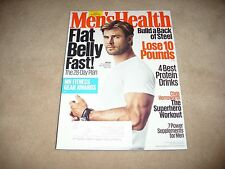 MEN'S HEALTH MAGAZINE MAY 2016