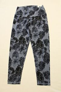 Aerie Women's Chill Play Move High-Waisted Leggings BM6 Tropical Floral Size XL