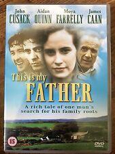 John Cusack Aidan Quinn THIS IS MY FATHER ~ 1998 Ireland / Irish Drama | UK DVD