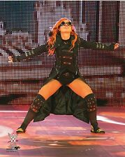 """WWE PHOTO OF BECKY LYNCH 8x10"""" OFFICIAL ENTRANCE WRESTLING PROMO"""