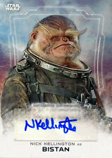 2016 Star Wars: Rogue One Series One Nick Kellington Bistian (A)