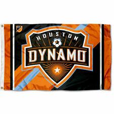 Houston Dynamo Large Grommet Flag