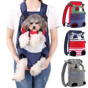 Portable Dog Cat Pet Carrier Backpack Hiking Bike Dog Outdoor Travel Bag