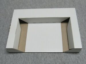 SNES Cart insert – new stamped cardboard tray game drawer stabilizer