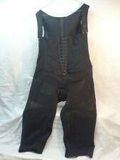 New Ardyss Long Body Magic  Body Shaper  size 40 XL Black BOMANL-40