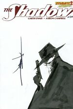 THE SHADOW #1 - REMARKED BY JAE LEE