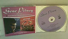 Gene Pitney CD Blue Gene & Meets The Fair Young Ladies Of Folkland oop 60s