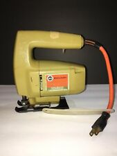 Vintage Black Decker No. 7504 Type 3 Corded Jig Saw Double Insulated USA Tested