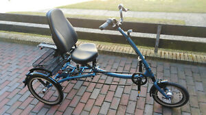 Pfau-Tec Scootertrike L (Dreirad / Fahrrad) neu