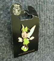 Disney Minnie Mouse Princess Series Tinker Bell Pin 24432 Official Trading 2008