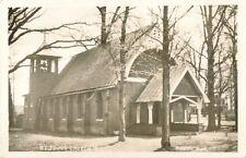 A View Of St John's Church, Ripon, West Virginia Wv Rppc
