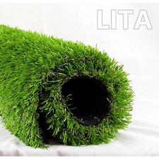 LITA Realistic indoor/outdoor Artificial Grass (7 ft X 13 ft)