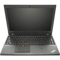 Lenovo Thinkpad T550 Core i5-5300U 2x2,30GHz 240GB SSD 8GB Intel HD BT CAM TB B1