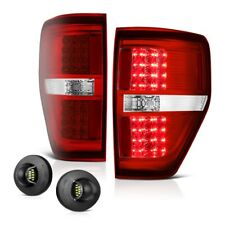 09-14 Ford F150 Lobo ^FACTORY STYLE LED UPGRADE^ Tail Lamp License Plate Light