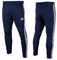 Adidas Dark Blue/White Tiro 19 Training Pants