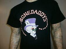 BONEDADDYS CONCERT T SHIRT Los Angeles Worldbeat Party Rock Band A Koo De A