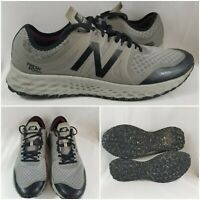 New Balance Fresh Foam Kaymin Trail Running Black Gray Men's Shoes Size 13