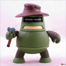 Kidrobot - Futurama series 2 - Don Bot Chase 3-inch vinyl figure - displayed