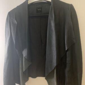 Sa Amy Pond dr who cosplay Oasis Leather Jacket.