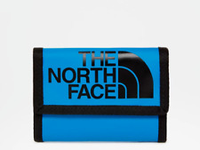 The North Face Base Camp Wallet Card Money keys OFFICIAL TNF Blue / Black Purse