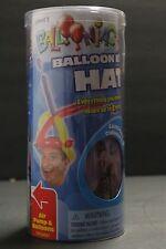 8 HATS BALLOON MAKING KIT MAKES 8 HATS AIR PUMP AND 24 BALLOONS INSTRUCTIONS