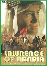 Lawrence of Arabia (1962) - Peter O'Toole, Alec Guinness - DVD NEW
