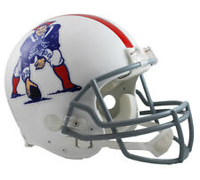 NEW ENGLAND PATRIOTS (1961-1964 Throwback) Riddell Full-Size Authentic Helmet