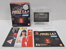 WS -- Final Lap 2000 -- Boxed. CanSave! WonderSwan, JAPAN GAME. Bandai. 29001