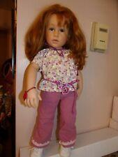 "Vintage Gotz doll 18""-Red Hair"