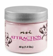 NSI Attraction Nail Acrylic Powder 1.4oz 40g Purely Pink