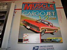HEMMINGS MUSCLE MACHINES NOVEMBER 2007