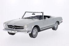 Premium Classixxs MERCEDES 280SL PAGODE (W113), SILVER 1:12 *New Item!