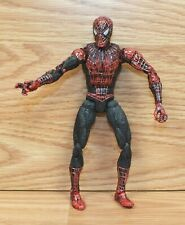 Genuine Hasbro 2007 Marvel Articulated Spider-man Action Figure Toy **READ**