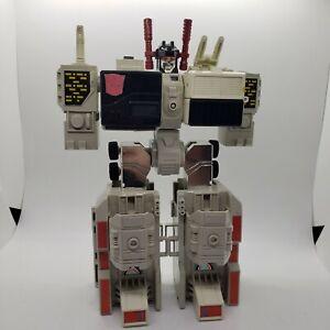 Vintage Transformers G1 Metroplex Action Figure Autobot Hasbro Takara 1985