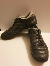 Vintage Rare Mens Nike First Touch Football Trainers astro size UK 10  year 2006