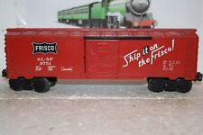 O Scale Trains Lionel Frisco Box Car 9751