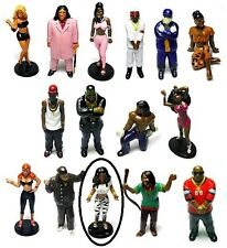 HEY HOMIES, 15 HIPSTER FIGURINES TO COLLECT. THIS IS FOR (1) **KATRINA**