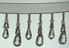 Accessori in argento per tendaggi per la casa