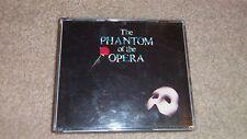 THE PHANTOM OF THE OPERA - ORIGINAL CAST RECORDING - 1987 - 2 CD SET - EXCELLENT