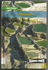 2003 Minerals Holly Cefrey Hardback Book Earth Rocks! Reading Power Geography