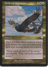 2x Ordered Migration / geordnete Vogelzüge | EX | Invasion | GER | MTG Magic