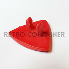 Vintage Toys Parts & Accessories - Tyco Dino Riders - Red Shield Weapon